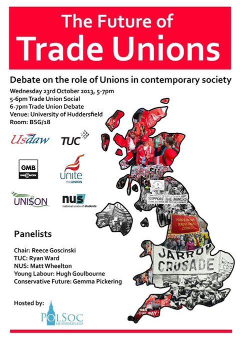 the future of trade unions