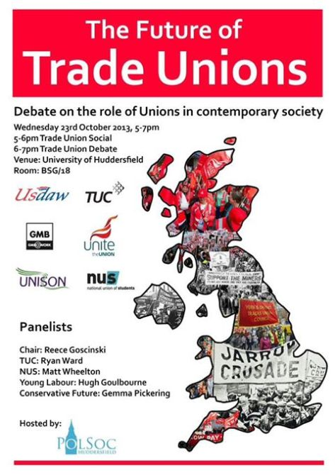 The Future of Trade Unions