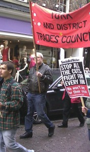UCU Strike 2012. Photo by Brian Clark