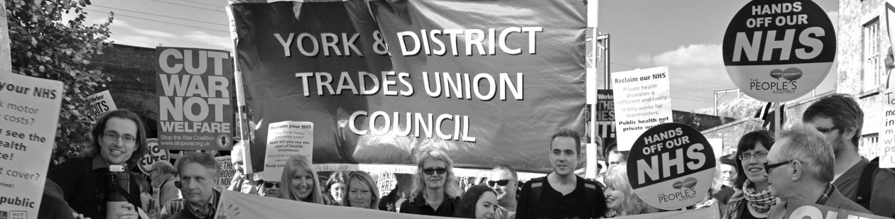 York & District Trades Union Council