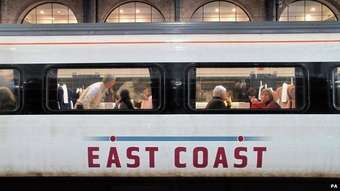 Stagecoach/Virgin to run East Coast